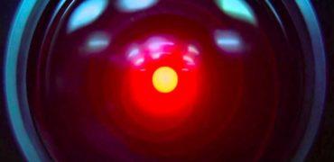What if HAL 9000 had been lensless?